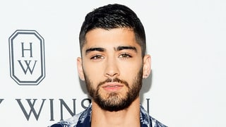 Zayn Malik Trades in His Beard for a Soul Patch