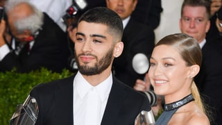 Gigi Hadid and Zayn Malik 'Squish' In Cute New PDA Photo