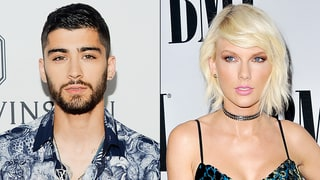 Find Out What Taylor Swift Said to Make Zayn Malik Blush!