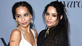 Lisa Bonet Poses With Look-Alike Daughter Zoe Kravitz in New Calvin Klein Campaign