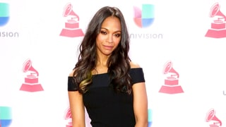 Zoe Saldana: Latin Grammy Awards 2015