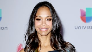 Zoe Saldana's Insanely Flat Post-Twins Abs Aren't Fair: See the Bikini Pic!
