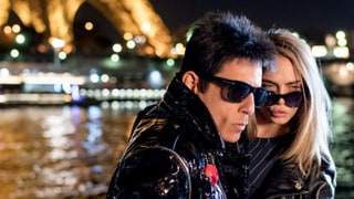 Derek Zoolander Falls in Love With Cara Delevingne and Penelope Cruz Is Jealous!