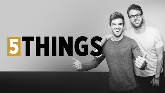 Five Things You Didn't Know About the Chainsmokers