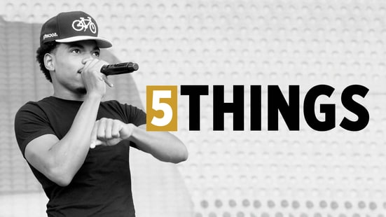 Five Things You Didn't Know About Chance the Rapper