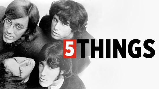 Five Things You Didn't Know About The Doors' Debut Album