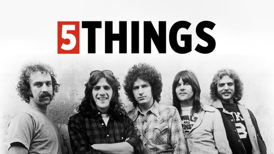 Five Things You Didn't Know About The Eagles'