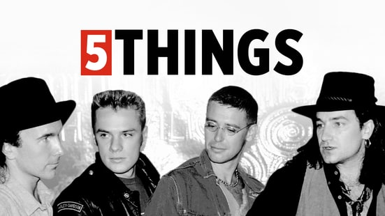 U2's 'The Joshua Tree': Five Things You Didn't Know