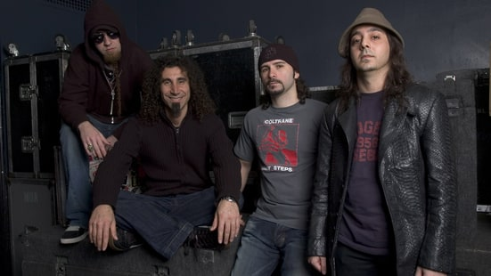 Five Things You Didn't Know About System of a Down's 'Toxicity'