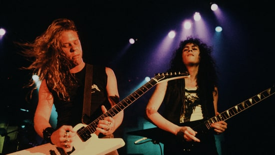 Five Things You Didn't Know About Metallica