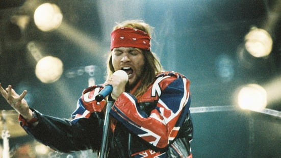Five Things You Didn't Know About Guns N' Roses