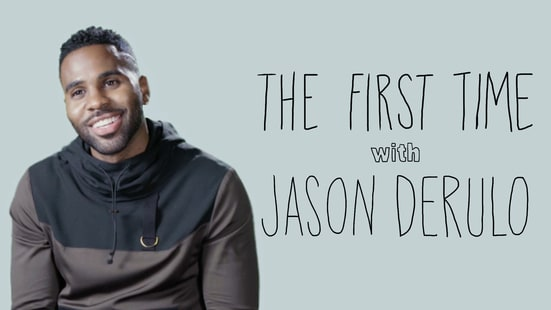 The First Time: Jason Derulo