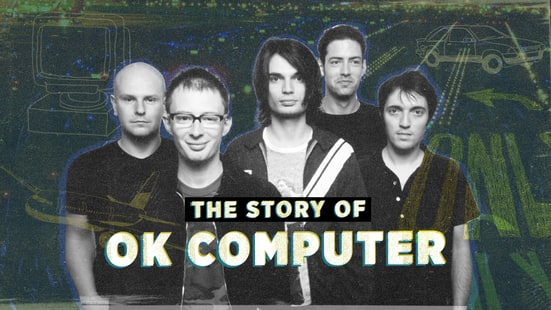 Watch: Story of Radiohead's Classic Album 'OK Computer'