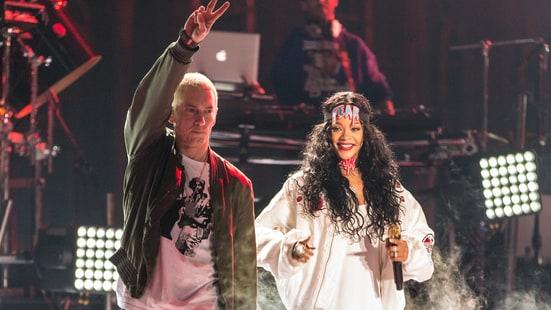 Hear Eminem and Sia's Triumphant New Duet 'Guts Over Fear ...