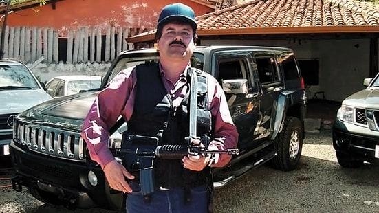 Image result for Judge For Joaquin 'El Chapo' Guzman Shot Dead While Jogging (VIDEO)