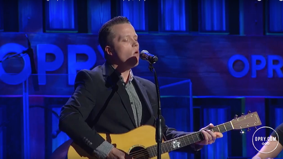 see jason isbell 39 s twangy 39 if it takes a lifetime 39 on 39 colbert 39 rolling stone. Black Bedroom Furniture Sets. Home Design Ideas