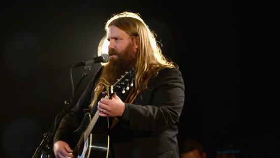 Chris stapleton plots free homecoming show rolling stone for What songs has chris stapleton written