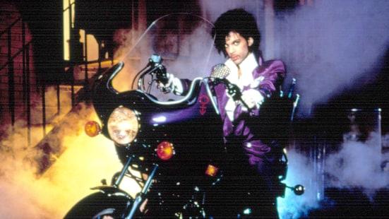 Prince erotic city video