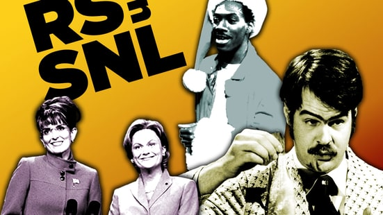 Rolling stone top 50 snl skits of all time