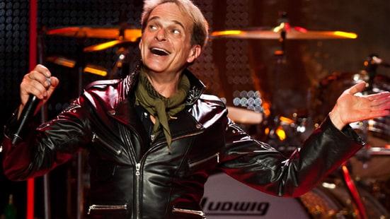 Van Halen Releasing First Live Album With David Lee Roth