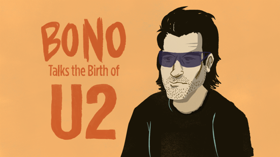 Bono on How U2 Began Inside Larry Mullen Jr.'s Kitchen in 1976
