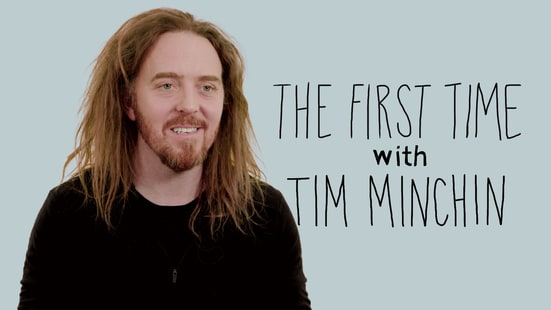 The First Time: Tim Minchin
