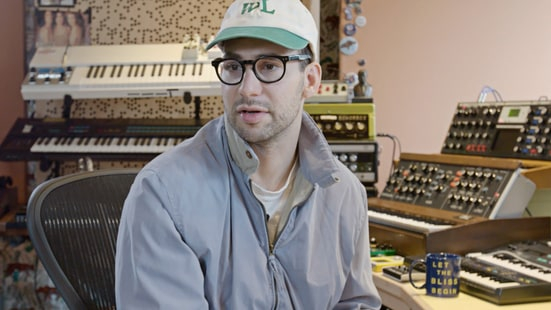 See Jack Antonoff Build Beatlesesque New Song Step by Step in Home Studio