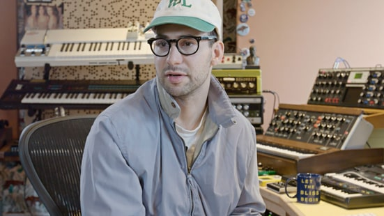 See Jack Antonoff Build New Song Step by Step in Home Studio