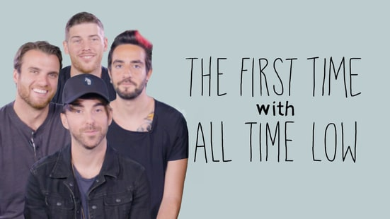 The First Time: All Time Low