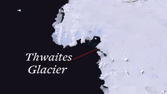 The Doomsday Glacier: A Chilling Look at Potential Disaster in Antarctica