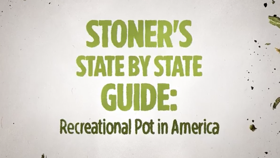American High: State-by-State Guide to Legal Pot