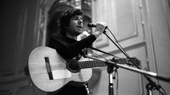 Risultati immagini per Leonard Cohen