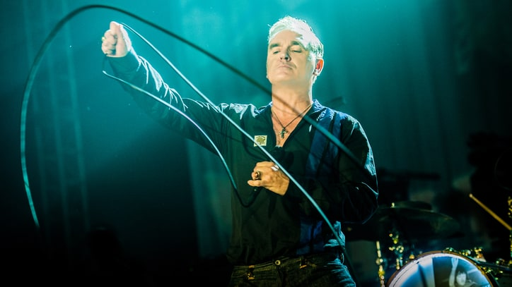 Morrissey: There's 'a Rage in the Blood' on New Album