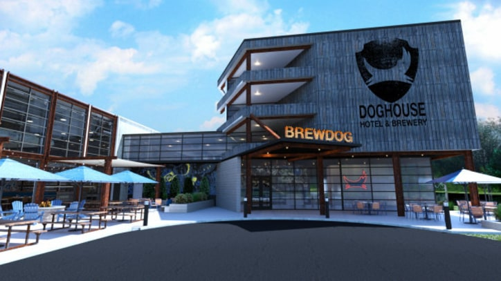 BrewDog Raises $60K in 24 hours for 'The DogHouse' Craft Beer Hotel