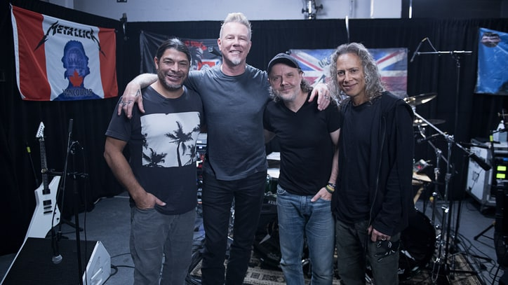 See Metallica Talk 'Master of Puppets' for Lars Ulrich's Beats 1 Show