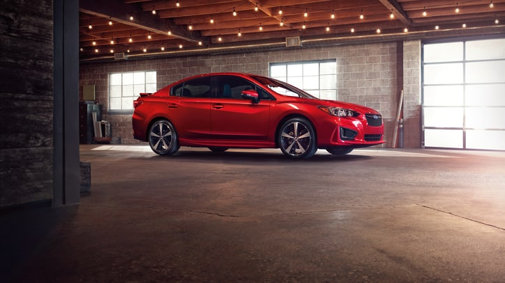 First Look: 2017 Subaru Impreza
