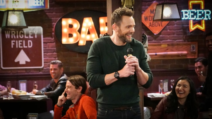Joel McHale, from 'The Great Indoors' to the Summit of Rainier