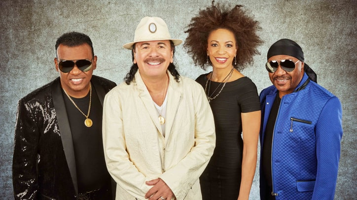 Inside Santana and the Isley Brothers' Uplifting Joint LP