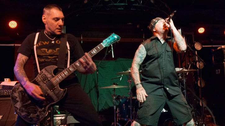 Agnostic Front Doc Shows a Band of Hardcore Brothers Who Never Gave Up