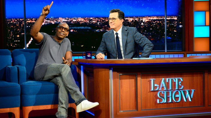 Dave Chappelle: Donald Trump Is a 'Bad DJ at a Good Party'