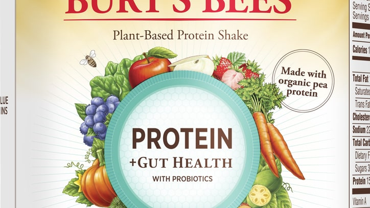 Would You Drink A Burt's Bees Protein Shake?