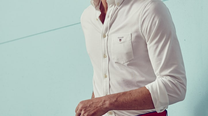 Rejoice: A High-End, Moisture-Wicking Dress Shirt for the Sweaty Professional