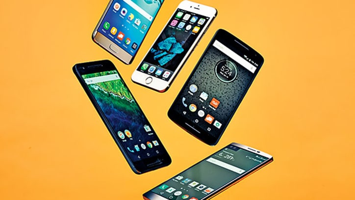 The Right Call: Smartphones That Stand Out