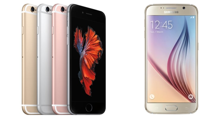 What's the Better Smartphone: Samsung Galaxy S6 or iPhone 6?