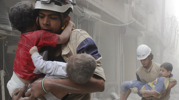 The Five Most Shocking Moments From the New Documentary 'Cries From Syria'