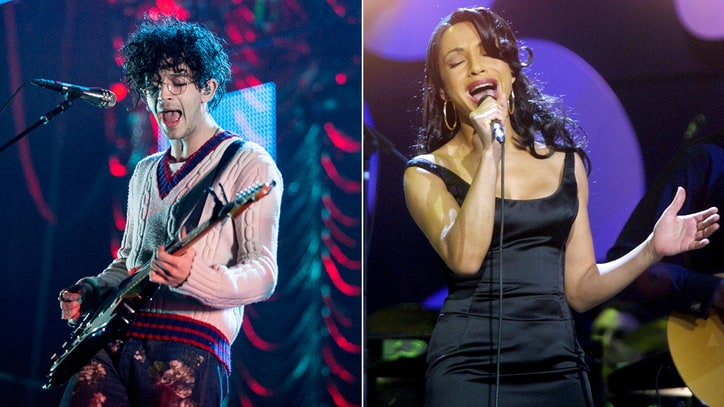 Hear the 1975's Atmospheric Cover of Sade's 'By Your Side'