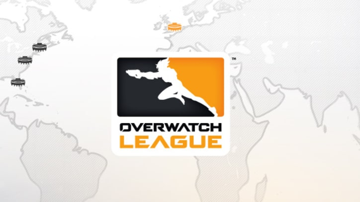 The 'Overwatch' League Expands Its Pro Teams To London And Los Angeles