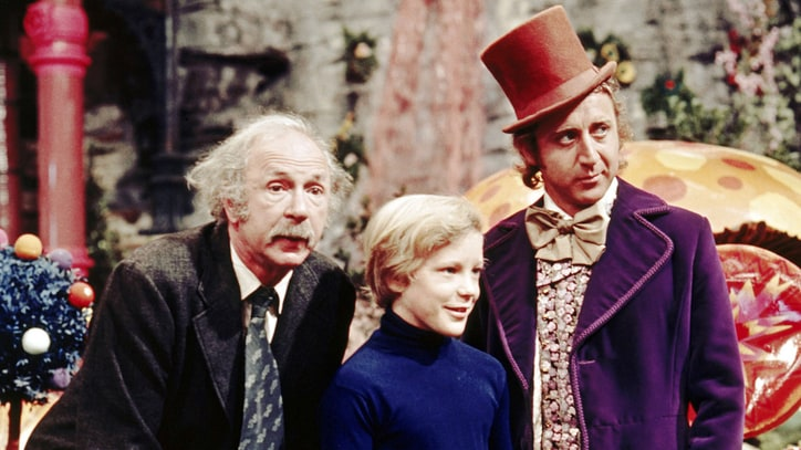Gene Wilder's 'Willy Wonka,' 'Blazing Saddles' Returning to Theaters