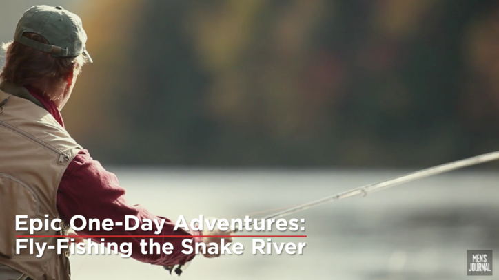 Epic One-Day Adventures: Fly-Fishing the Snake River