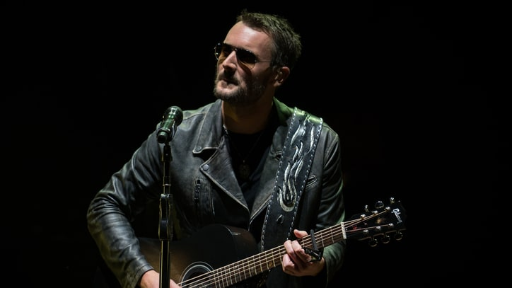 Eric Church on Ambitious Tour, Timely New Song and Political 'Anger'